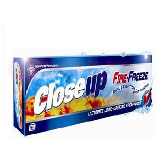 Close Up Tooth Paste - Fire Freeze, 150gm